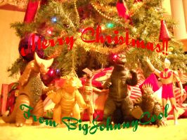 Figure Xmas picture by BigJohnnyCool