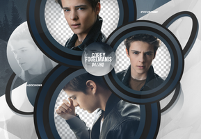 Pack PNG: Corey Fogelmanis by StrangerPhotopacks