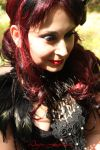 Gothic Dame by SymphonicA19