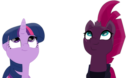 Twilight and Tempest by EJLightning007arts