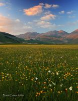 Sibillini National Park,Italy by Brettc