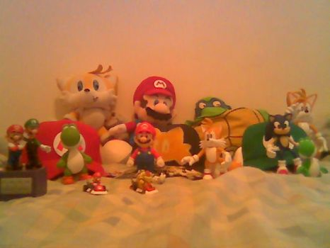 My Collection by AlexKirby1989