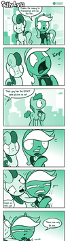 Silly Lyra - The Plush-Off by Dori-to