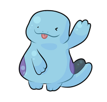 Quagsire by apple-123