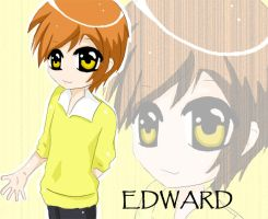 EDWARD by moodyteen515
