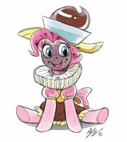 MLP: Puddinghead Pinkie by pinali