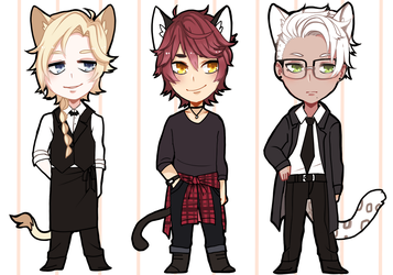 Adoptables :CLOSED: by Natsukoii