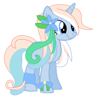 Adoptable: Mlp SpringBreeze (Closed) by coco-swirl