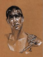 Furiosa Charlize Theron 002 by Gossamer1970