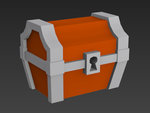 Spelunky Chest WIP 2 by meatfortress