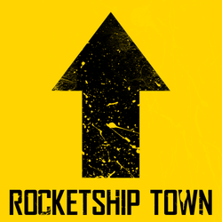 Rocketship Town by asianpride7625