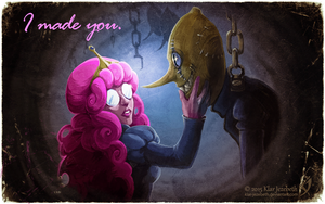 I made You by Klar-Jezebeth