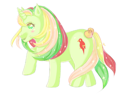 My little pony Mimic by WhistleWishes