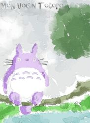 My Neighbour Totoro by MBloodriver
