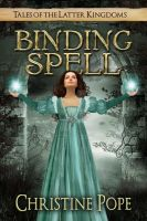 Binding Spell_Final Cover by TheSwanMaideN