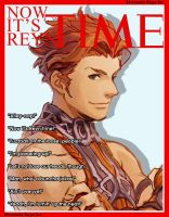 Reyn Time Magazine Cover by Leafpenguins
