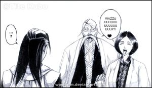 BLEACH - Wazzuping ELDERS? by Washu-M