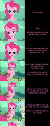 Pinkie Pie Says Goodnight: Finned by MLP-Silver-Quill