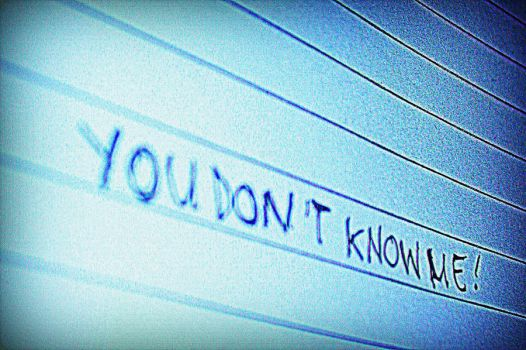 Note: You don't know me by yee-heartifilia