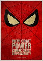 Spider-Man: with great power by ItomiBhaa