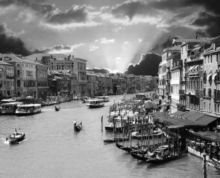 Grand Canal by roodpa