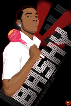 Bashy Vector by phxproductions