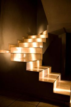 Light Stairs by crazthonfry