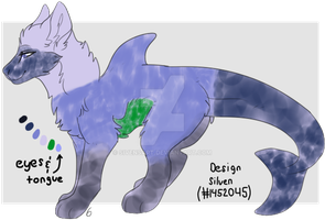 Design for a friend by SivensArt