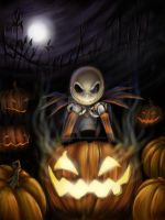 The Pumpkin King by SaiFongJunFan