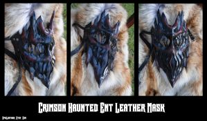 Crimson Haunted Ent by Epic-Leather