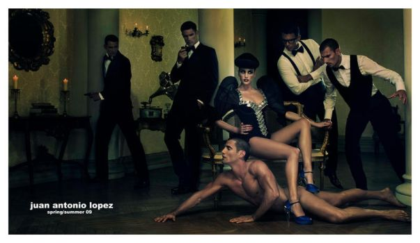 J.A. LOPEZ SHOES 1 by ALILAR
