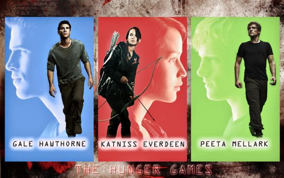 The Hunger Games by HippieSarah94