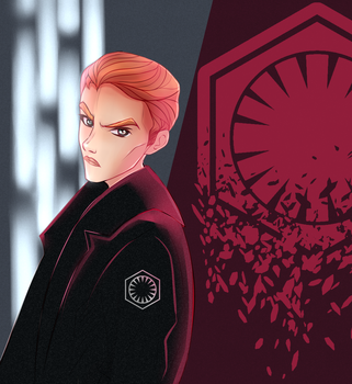 General Hux by Pos23