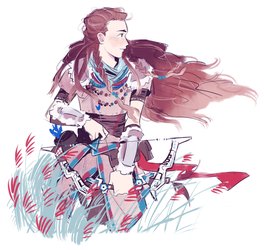 aloy by maggikarp