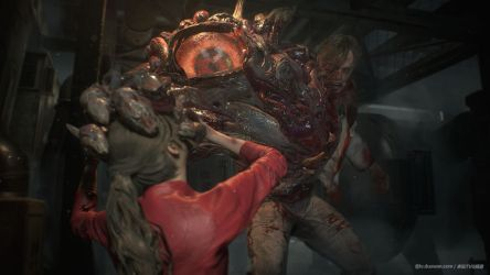Resident Evil 2 William Birkin screenshot 1 by xGamergreaserx