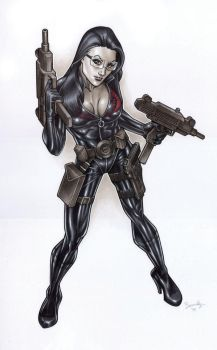 Baroness by Bambs79