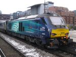 DRS 68008 'Avenger' at Birmingham Snow Hill by The-Transport-Guild