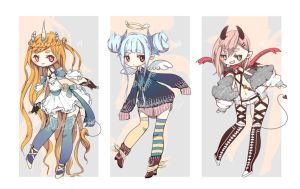 (Auction) Adopts batch #4 - Closed by Yumigomy