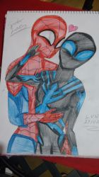 Spider Love by LordVaderNihilus
