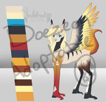 OW inspired Deozeon Adopt [CLOSED] by Noodlefreak88