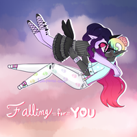 Falling by hello-planet-chan