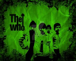 The Who in photoshop by hoodphotography