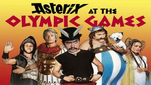 Asterix at the Olympic Games by JeffreyKitsch