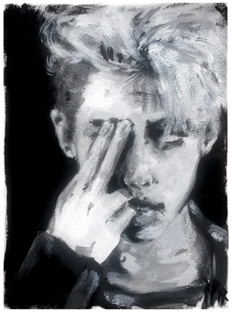 Fifty Shades of Namjoon by Glambertden