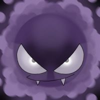 Gastly by professorhazard
