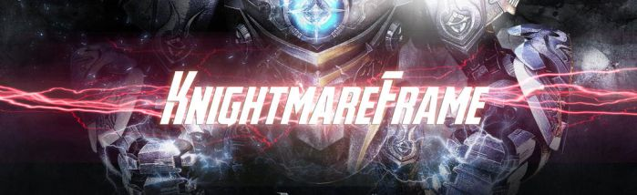 KnightmareFrame Logo by DYING-BREED-94