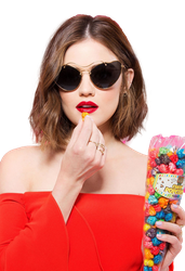 Lucy Hale PNG #2 by christinadream