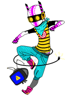 BeeGangster by PANS0L0