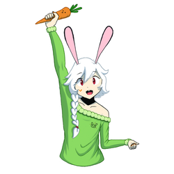 Bunny Girl by Atomic8497