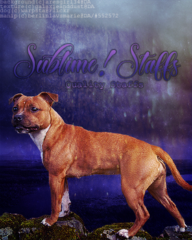 Sublime Staffs by BerlinlavsMarie